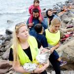 Volunteers- Lesbos